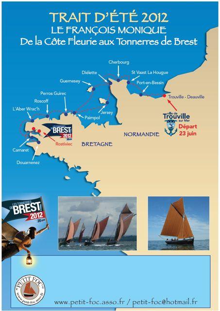notre affiche Brest