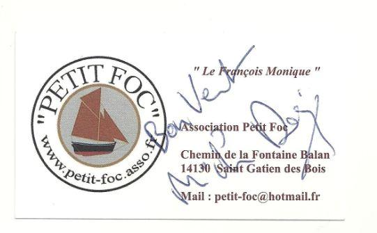 Signature M. Desjoyeaux