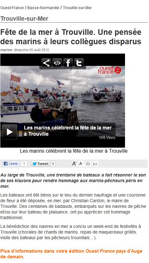 video article fete de la mer