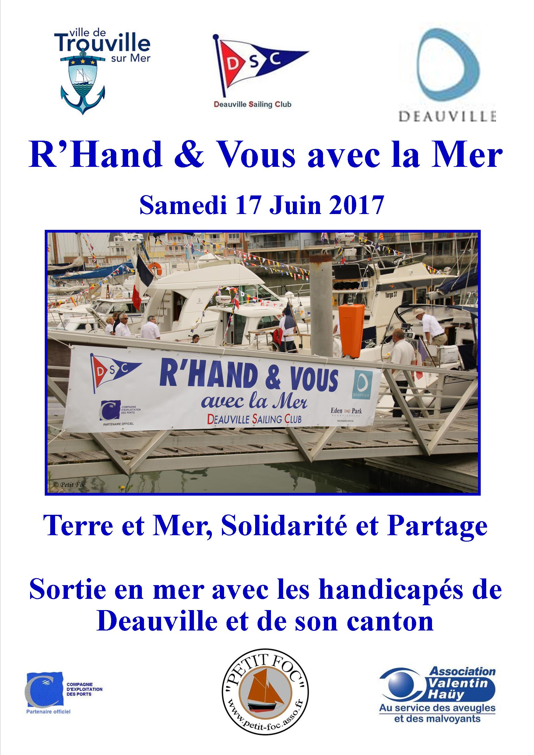 R'Hand & Vous 2017